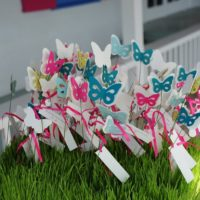 Butterfly-Escort-Cards-Colorful-Grass